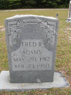 Fred R. Adams