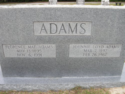 Johnnie Loyd Adams