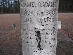 Daniel G. Adams