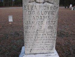 Ella F. Adams