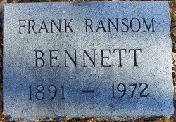 Frank Ransom Bennett
