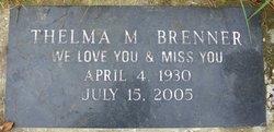 Thelma Marie <i>Crawford</i> Brenner