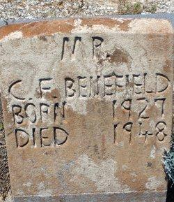 C. F. Benefield