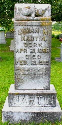 Lyman Moody Martin