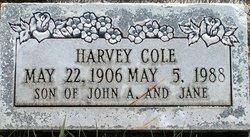 Harvey Cole