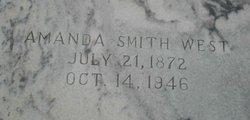 Amanda <i>Smith</i> West