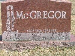 Donald Charles McGregor