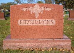 Bessie <i>Martin</i> Fitzsimmons