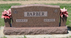 Helen Maurine <i>Grigsby</i> Barber
