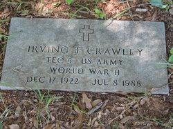 Irving T Crawley