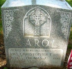 Christopher T Karol