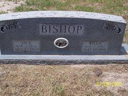 Willie Mae <i>McAdams</i> Bishop