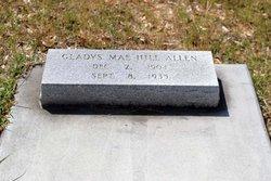 Gladys Mae <i>Hill</i> Allen