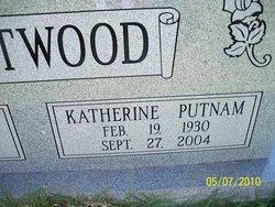 Katherine <i>Putnam</i> Cheatwood
