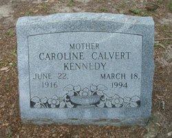 Caroline <i>Calvert</i> Kennedy