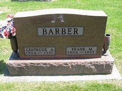 Gertrude A. Barber