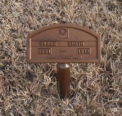 Sarah Sallie <i>Harbour</i> Smith