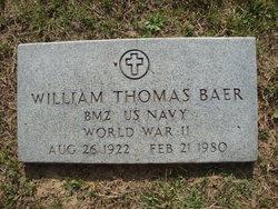 William Thomas Baer