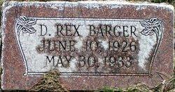 Darrell Rex Barger