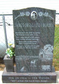 James Orval Borden