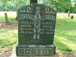 Florence Susan <i>Bowman</i> Boston