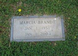 Marcia Brandt