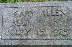 Cary Allen DeVore