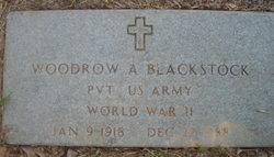 Woodrow Allen Blackstock