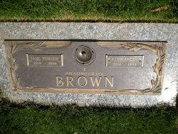 Jane <i>Purser</i> Brown