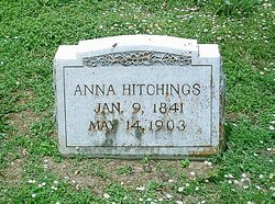 Anna B. <i>Johnson</i> Hitchings