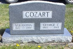 Samantha <i>Shreve</i> Cozart