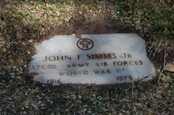 John Field Simms, Jr