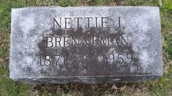 Nettie I. <i>Geauque</i> Brenneman