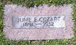 Junie Evelyn <i>Price</i> Cozart
