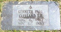 Kenneth Paul Clelland