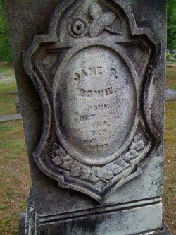 Jane <i>Park</i> Bowie