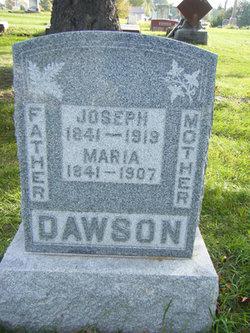 Maria Woodyard <i>West</i> Dawson