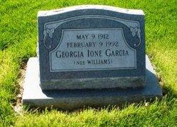 Georgia Ione <i>Williams</i> Garcia
