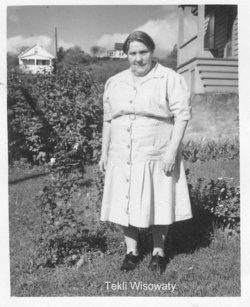 Tekla Wisowaty <i>Romanowska</i> Bulzacki