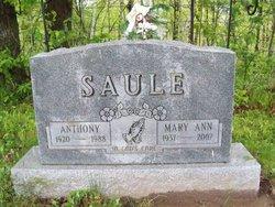 Mary Ann <i>Kornesczuk</i> Saule