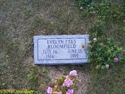 Evelyn M. <i>Rees</i> Bloomfield
