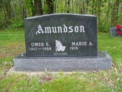 Omer E Amundson
