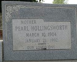 Pearl <i>Hollingsworth</i> Alston