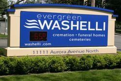 Evergreen Washelli Memorial Park