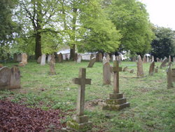 All Saints Churchyard and extension