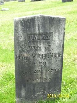Sarah Sally <i>Harwood</i> Whittemore