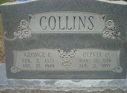 Eliza Olevia <i>Gipson</i> Collins