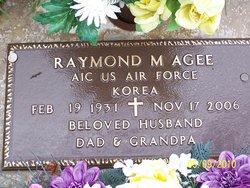Raymond M Agee