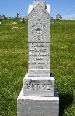 Edward J Burke