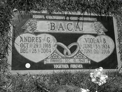 Andres G Baca